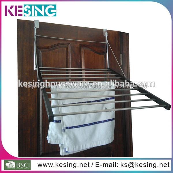 liege einstellbar diy handtuchhalter metall türschild für