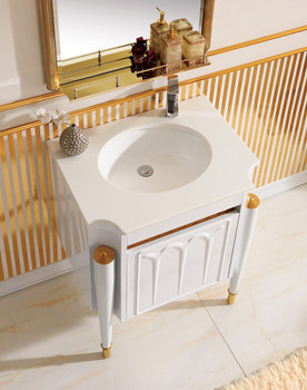 Bathroom Cabinets With Phoenix Stone Top And Legs View Bathroom Cabinets Langdeng Product Details From Foshan Langdeng Sanitary Ware Factory On