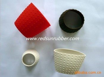 Silicone Rubber Sleeve For Coffee Cups Buy Silicone