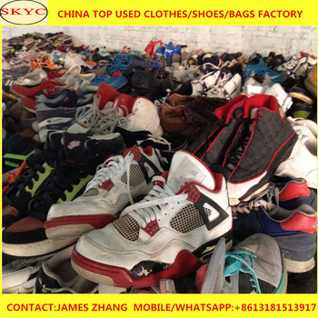 low cost 83bbf e9065 Fashion hot sell cheap wholesale shoes in China bulk used kids sneakers for  sale