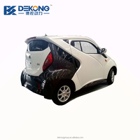 Left steering best china smal electric 4 seat utility vehicle