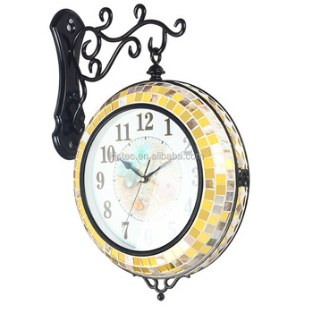 Superb Metal Frame High Quality Different Types Of Wholesale Wall Clock