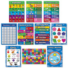 "18"" x 24"" Learning Educational Wall Posters for Preschool Kids"