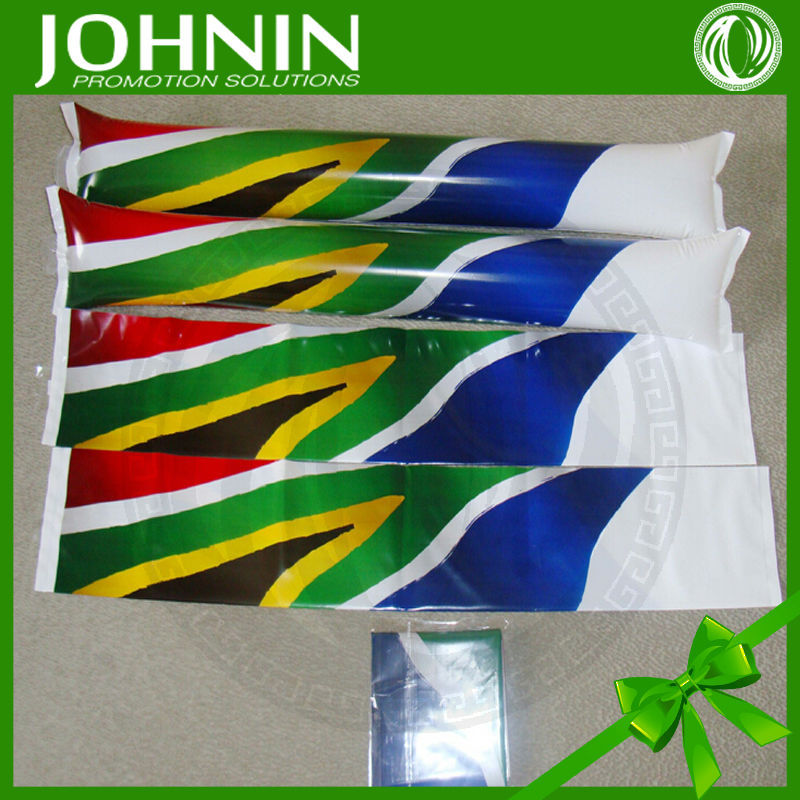 Manufacturers selling all sorts of color national flag Inflatable stick