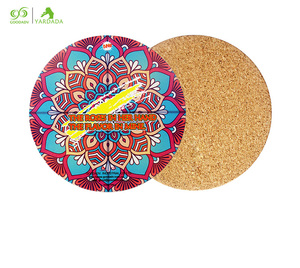 Bohemian Style Coaster Coffee Cup Mat Table Pads Mat Drink Holder For Table Bowl Plate Pad Coaster
