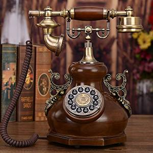 XINHAOK Antique Telephone Continental personalized retro fashion creative new retro telephone landline fixed Continental
