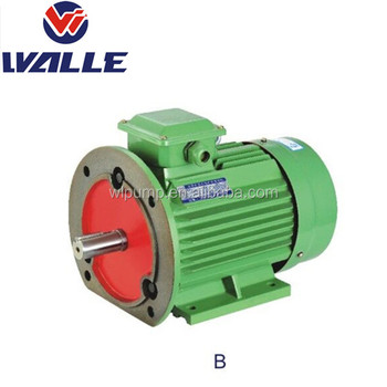 high quality Y2 series The three-phase asynchronous motor with squirrel-cage type rotor, totally enclosed and fan cooled