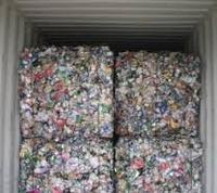 Metal scrap recycling aluminum cans 500MT available