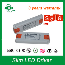 ac to dc led driver step down constant voltage ultra thin slim power supply 30W 12v 2.5A