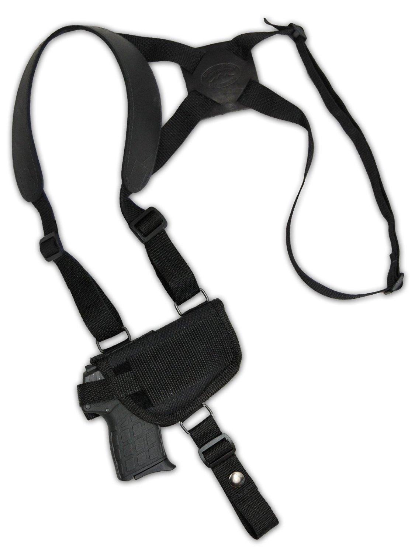 Barsony Cross Harness Shoulder Holster for 22 25 32 380 Pistols