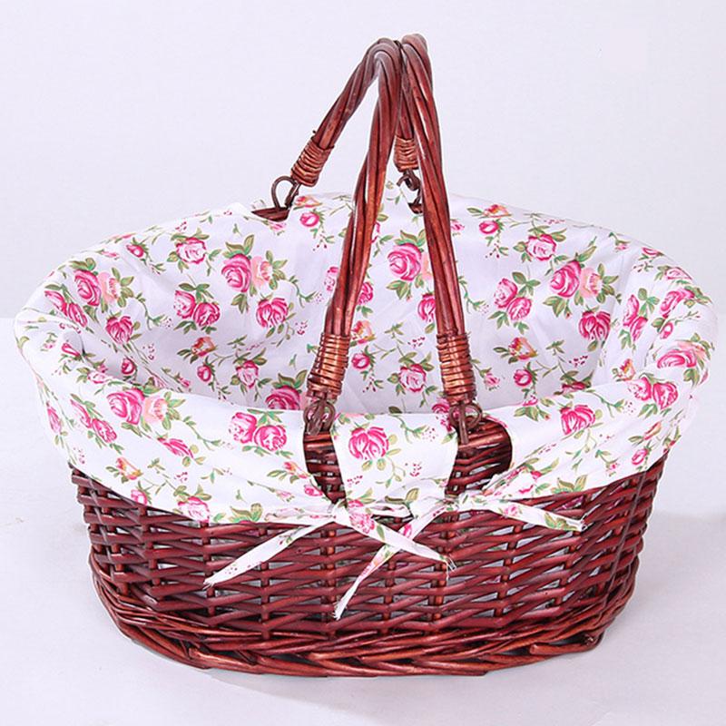 Handmade Baskets Liubian Basket