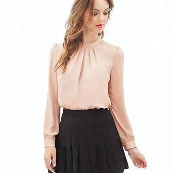 e389792b69 Womens Fashion Tops Blouse Ladies Latest Model Tops - Buy Latest Ladies  Chiffon Tops,Latest Model Tops,Stylish Ladies Tops Product on Alibaba.com