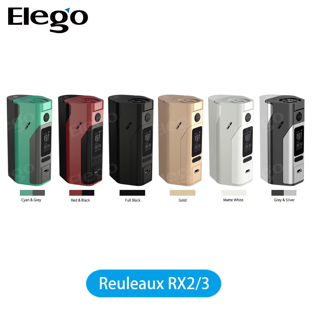 Original Wismec Reuleaux Rx2/3 Mod 150w Rx 2/3 Mod Wholesale