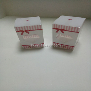 Mini Products Plastic Packaging Box Supplier PVC PET Plastic Printing Cosmetic Box For Gift