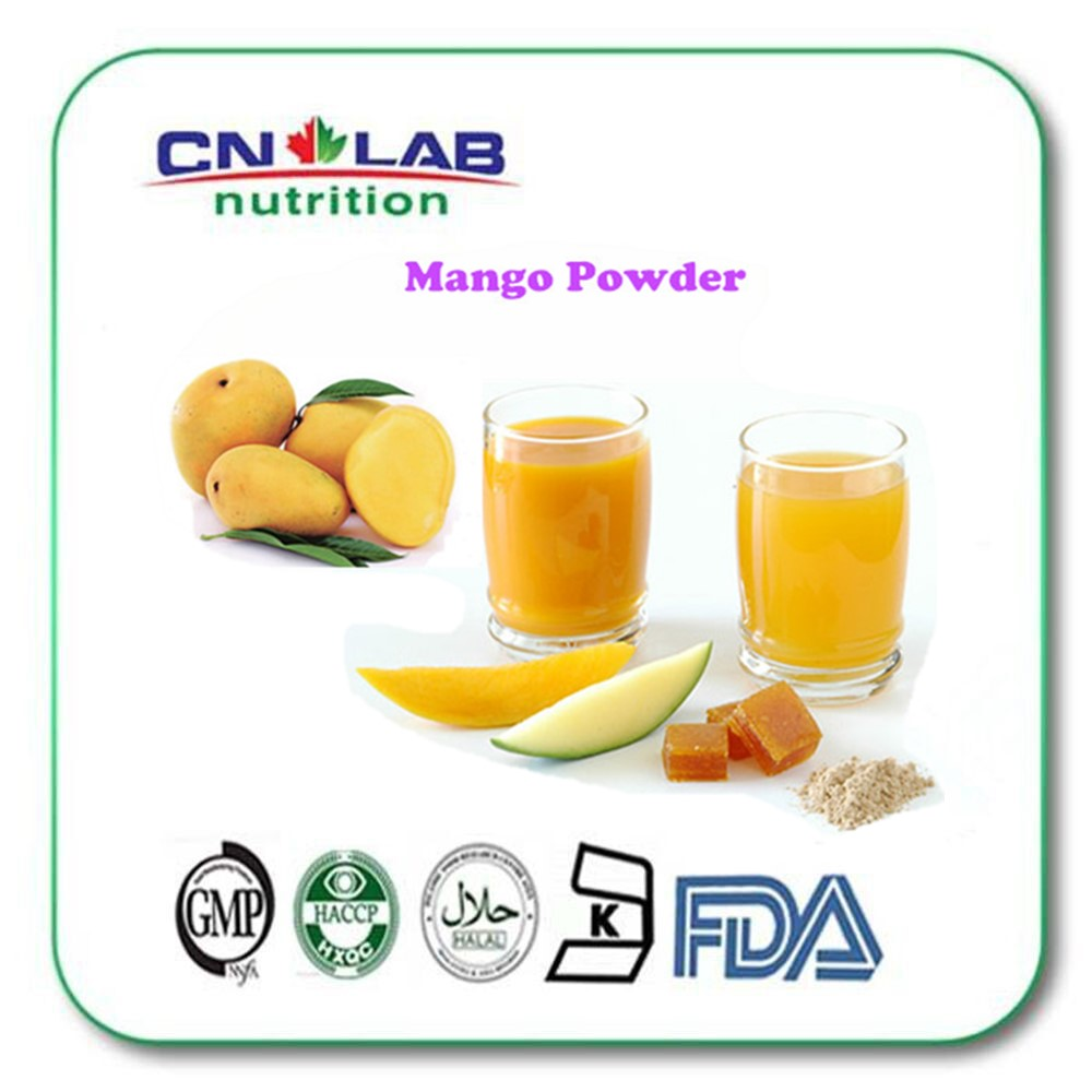 Delicious African Wild Mango Powder Mango Juice Powder For Food