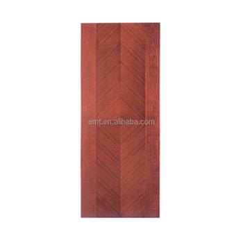 Hot Teak Wood Doors Interior Solid Wooden Doors In China