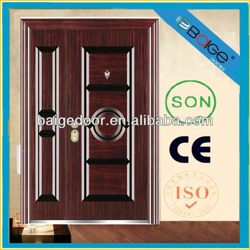 Residential Double Front Doors residential steel double entry doors, residential steel double