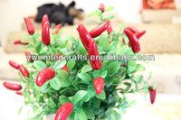 Table decorations artificial flower/fruit restaurant decor suppliers