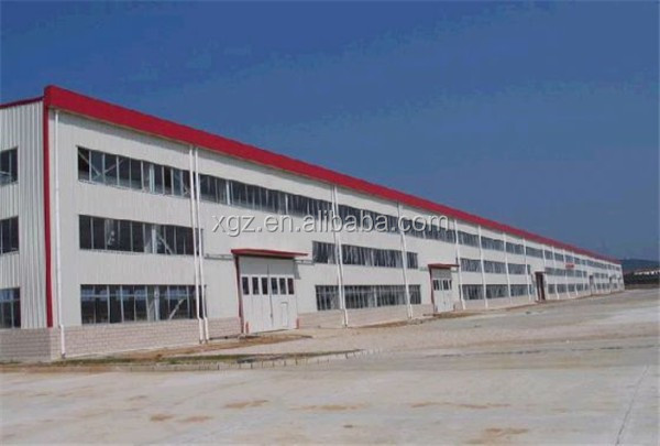 special offer metal multi-span steel structure building