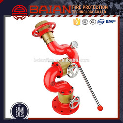 Cast Iron water cannon for fire equipment