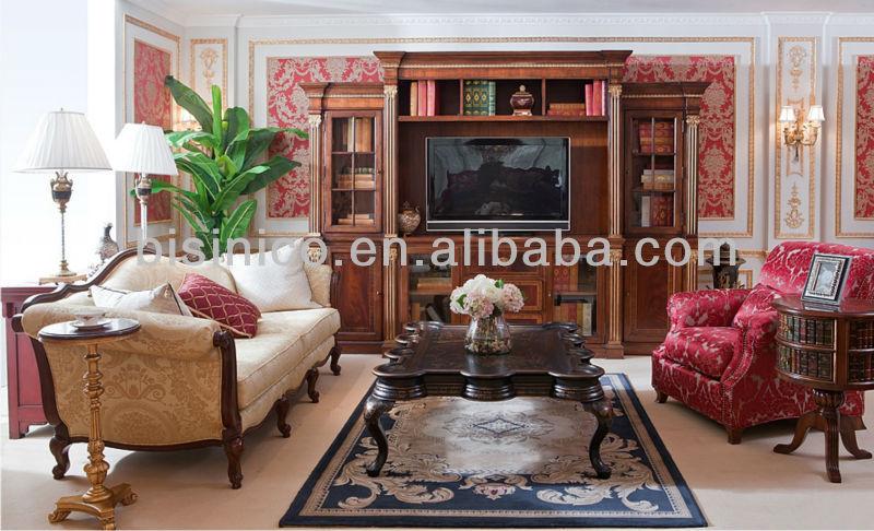 Living Room Entertainment Center Furniture Set,Home Theater Furniture Set,Bisini  Empire Furniture Set   Buy Royal Living Room Furniture Sets,Elegant Living  ...