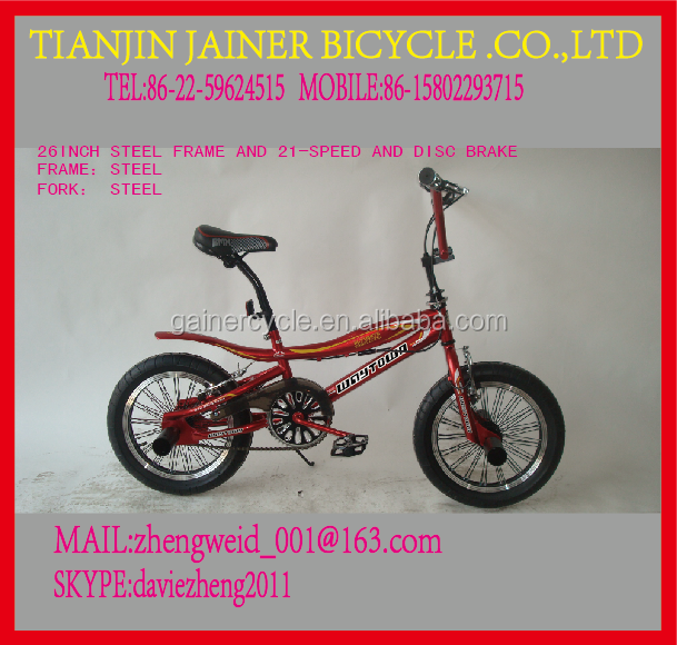 16 INCH BMX BIKE WITH ALLOY RIM NEW DESIGN PRODUCTION