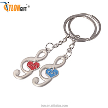 Wholesale cheap custom Logo souvenir state shape keychain