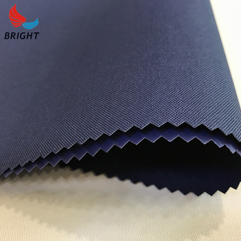 China Best Waterproof Crystal Satin Cloth Material Fabric