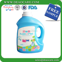 Perfumed antibacterial laundry detergent liquid by bulk buying