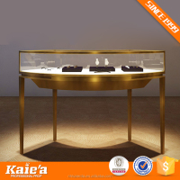 Glass jewelry cabinet for jewelry store,jewelry display cabinet
