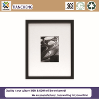 Quality wood photo frame A2 A3 A4 wholesale in China