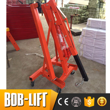 China hot sale used portable 2 ton foldable shop crane