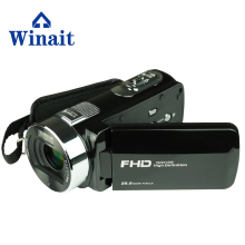 FULL HD 1080P digital camcorder with 20mp and 3.0'' TFT display digital video camera