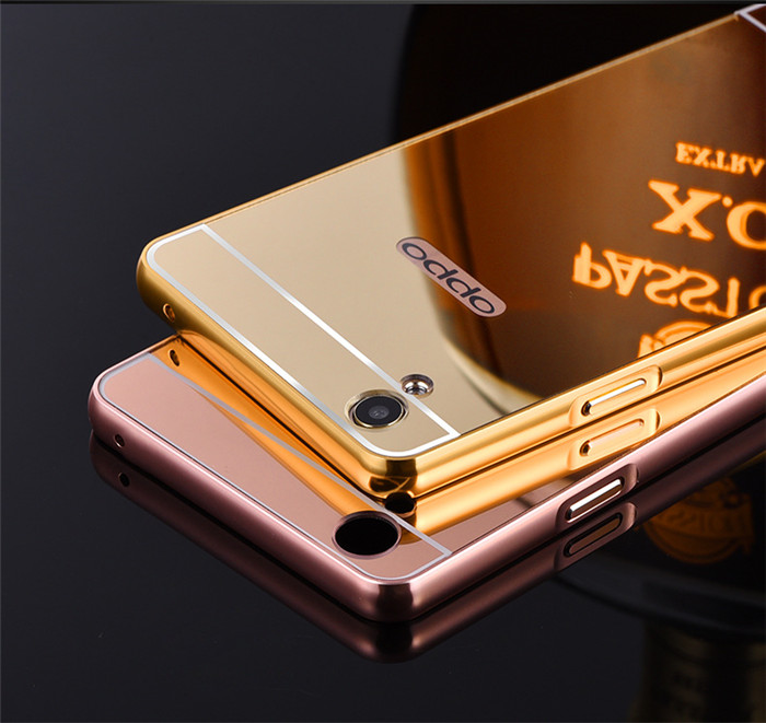 new arrival phone case aluminum metal frame case for htc one x9 back cover
