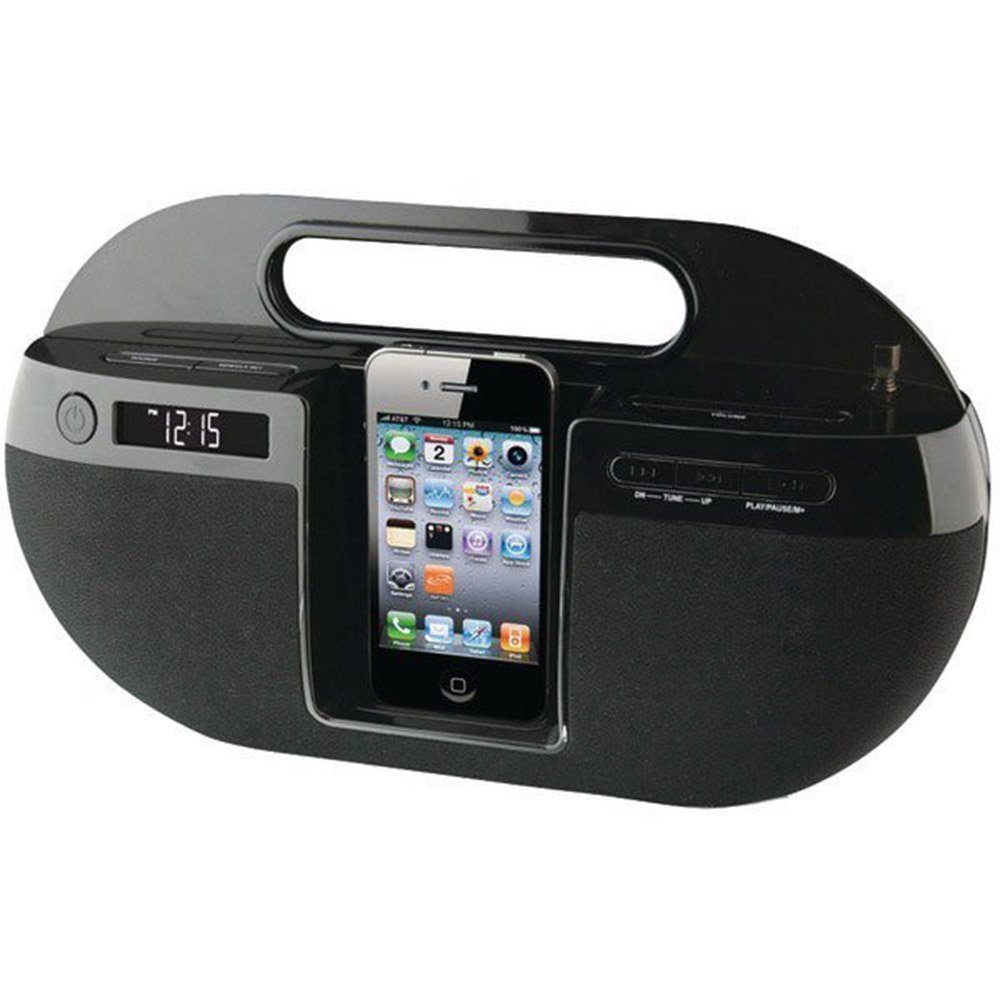 EyeSpySupply Covert iPod Dock Camera for Zone Shield Quad/Quad LCD Systems