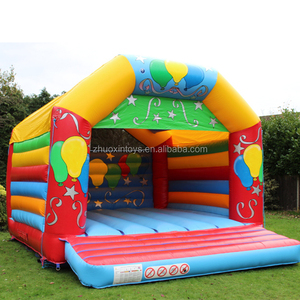 Colorful Adult Balloon Bouncer Inflatable Adult Bouncing Castle