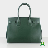 Omeal factory direct sales green designer cowhide leather handbags women brands crossbody bag C2-354 dropship fast shipping