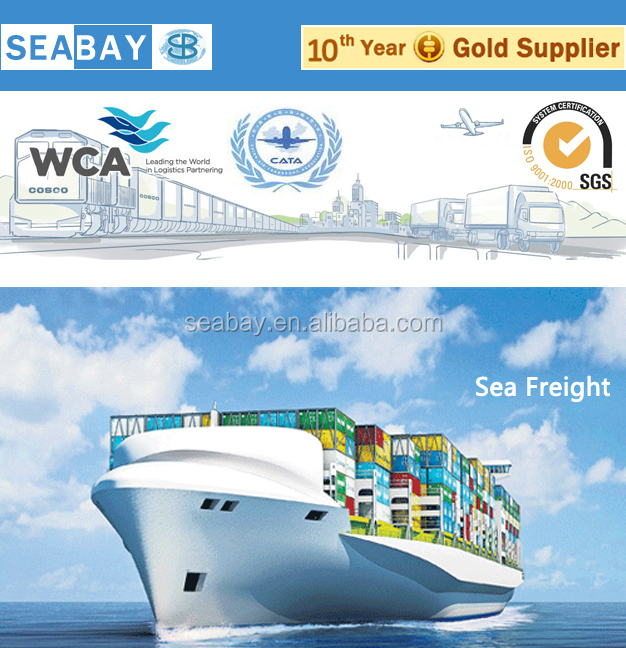 China Local Ocean/Sea Shipping Containers to Sydney Australia
