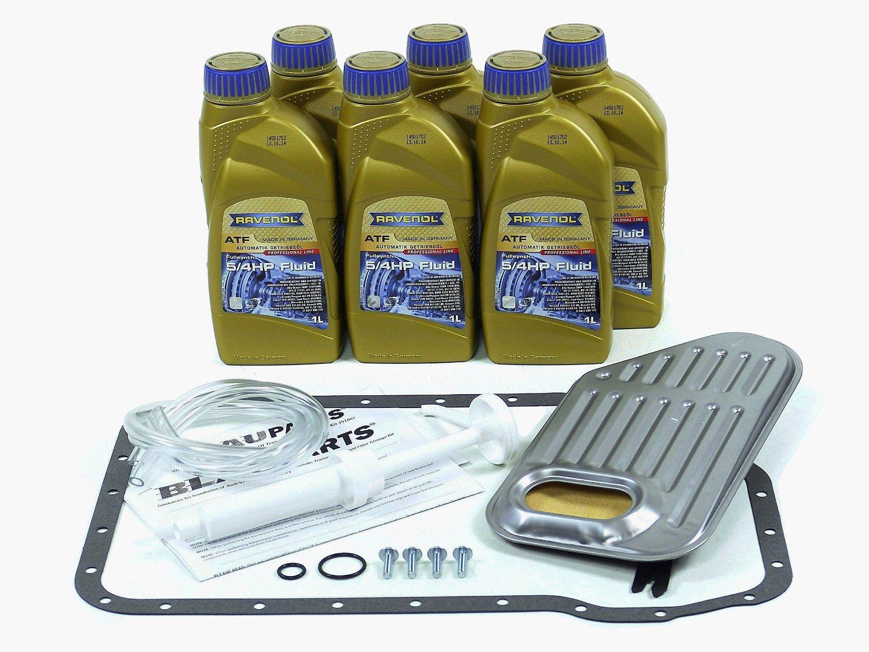 Get Quotations BLAU F2A1007 E Audi A8 ATF Automatic Transmission Fluid Filter Kit