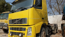 Used Volvo Tractor head fh12 best price Scania Benz Volvo tractor truck