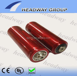 Headway LiFePO4 38120 High discharge rate msds un38.3 Li- ion lifepo4 battery cell for electric vehicles