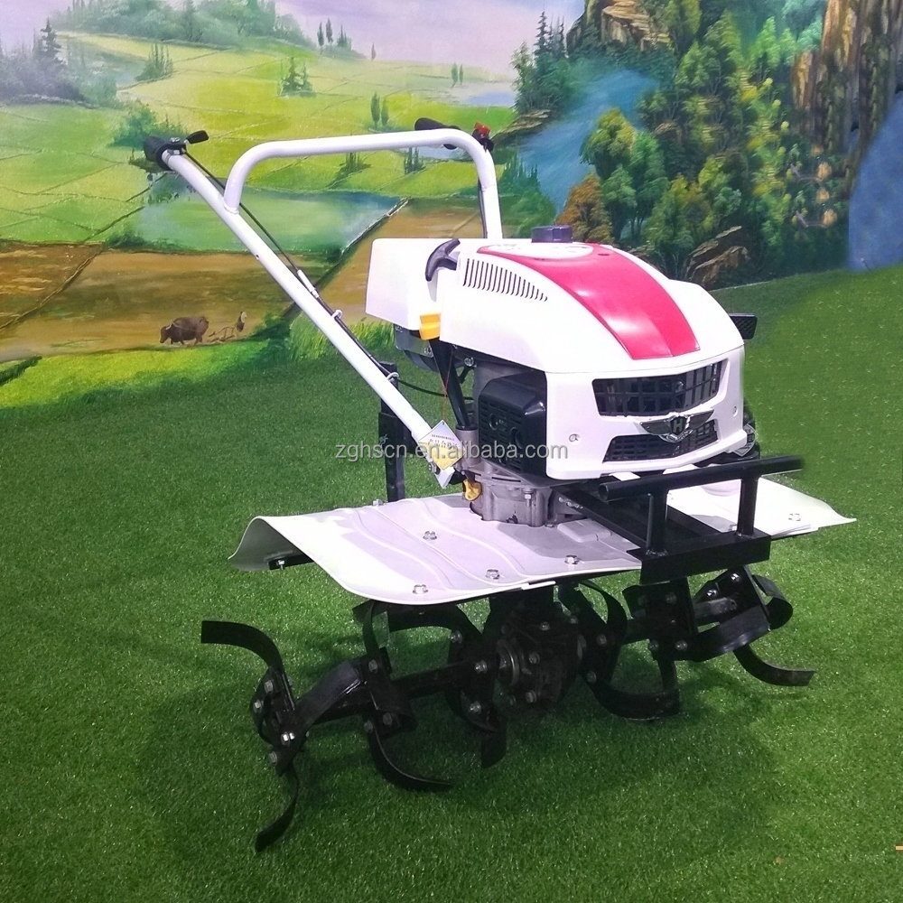 small farm equipment easy operating agricultural electric garden tractor