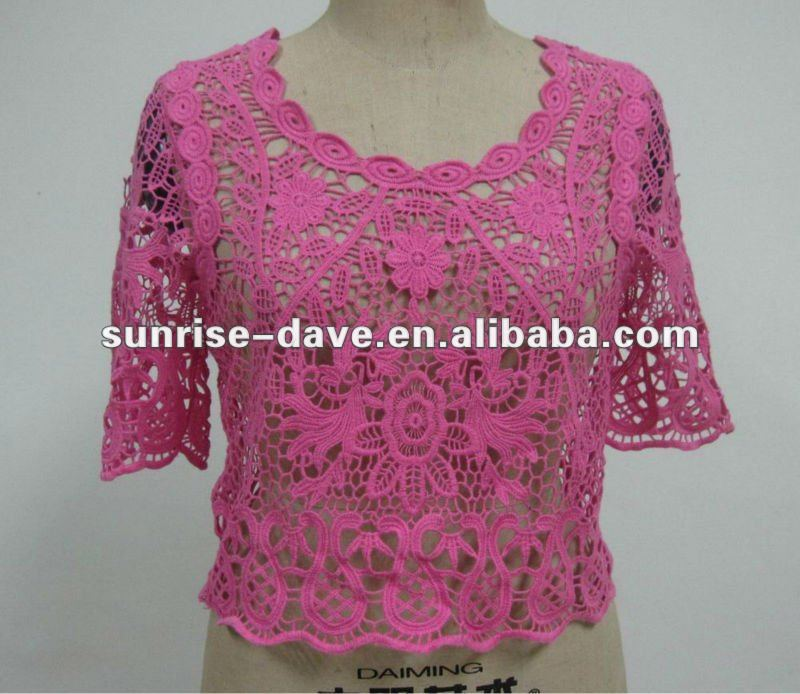 2013 Spring Crochet Blouse Pattern Buy 2013 Spring Crochet Blouse