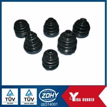 rubber bellow cover/expansion joint rubber bellows/car rubber bellow