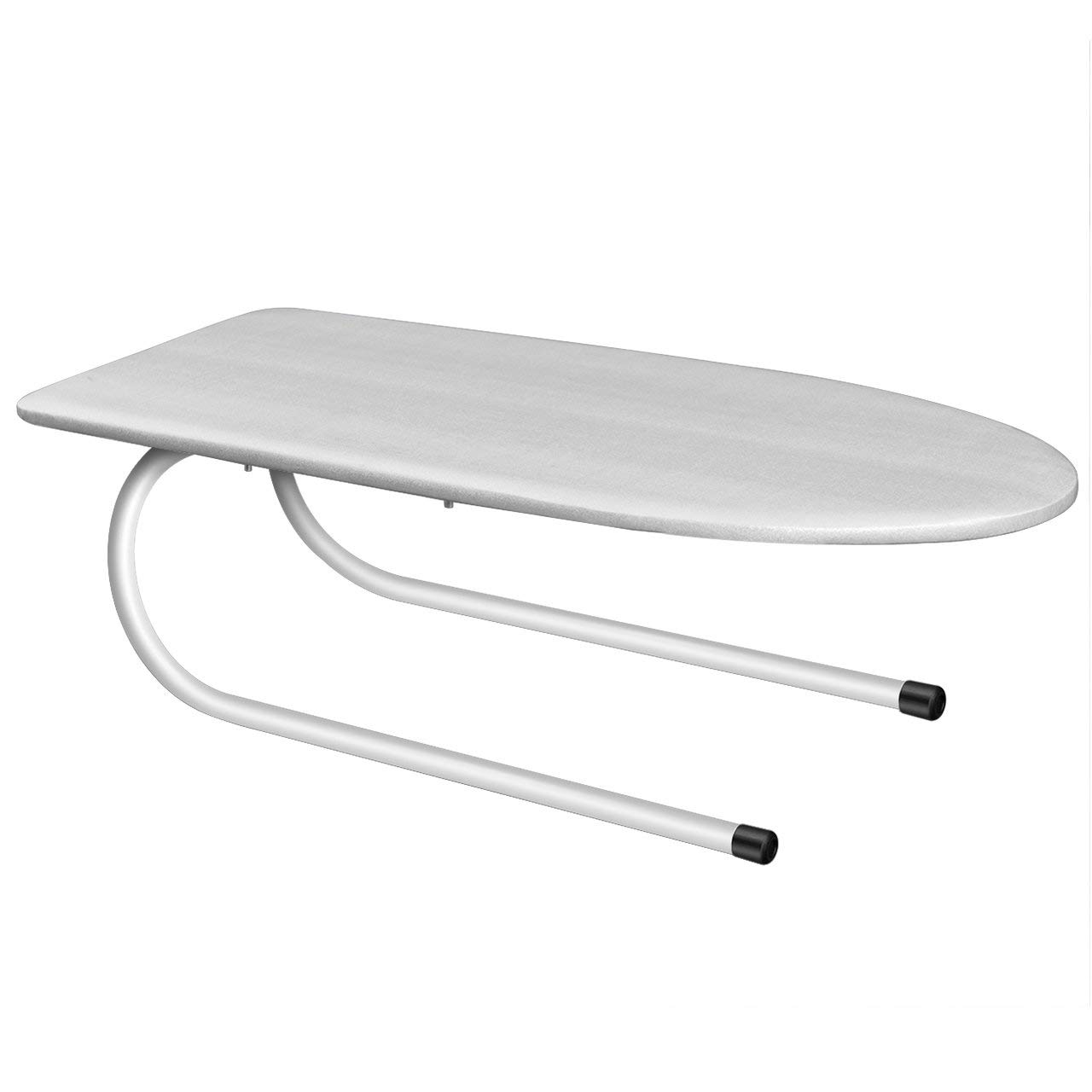 Get Quotations Paksima Tabletop Mini Ironing Board With Folding Leg Compact Design Perfect For Dorms And
