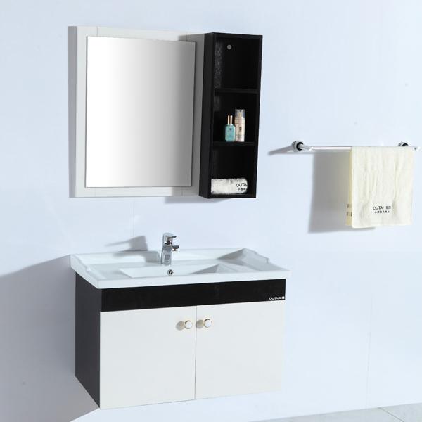 klassieke antieke kast badkamer pvc lade