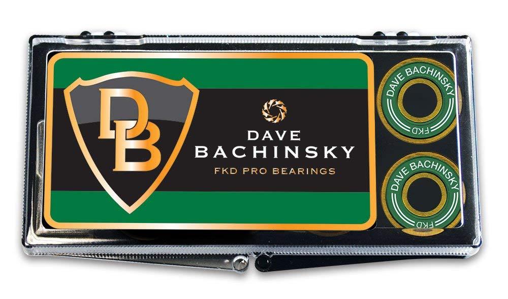 FKD Bearings Dave Bachinski Pro Skate Bearing