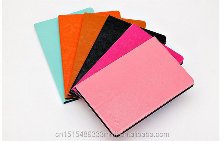Factory price! popular style for iPad mini 4 phone leather case