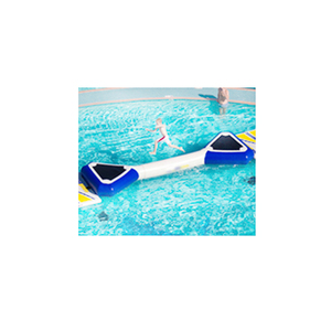 inflatable floating water park,inflatable water jumper bounce make from China G9051