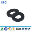 Customized heat resistant silicone rubber round flat ring gasket seals manufacturer